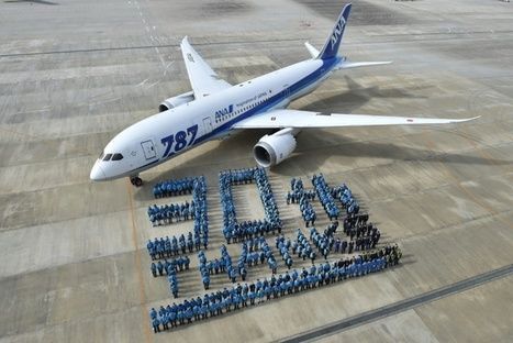 ANA annule des vols sur Boeing 787 à cause de problèmes de moteur | AFFRETEMENT AERIEN KEVELAIR | Scoop.it