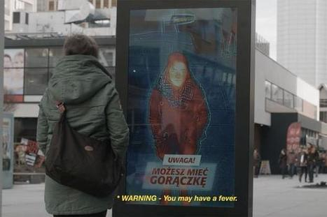 This Billboard Can Tell You If You're Running a Fever | Digital Smart Insights | Scoop.it