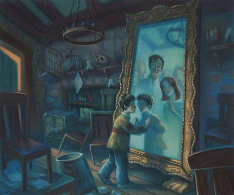 16 ilustraciones ineditas de Harry Potter hechas por la artista de los libros | Libros, gatos y café | Scoop.it