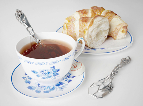 3D Printing Food in the Future, Pffft, 3D Printed Cutlery is Now   Big and Open Data, FabLab, Internet of things   Scoop.it