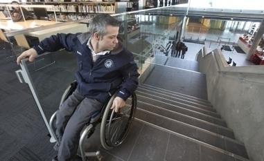 Des espaces publics en mal d'accessibilité | Planète Livres | Scoop.it