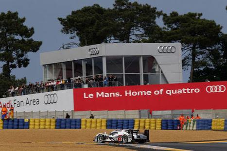 24 HEURES DU MANS 2013. RESULTAT DE LA 1ére SEANCE CHRONOMETREE   Auto , mécaniques et sport automobiles   Scoop.it