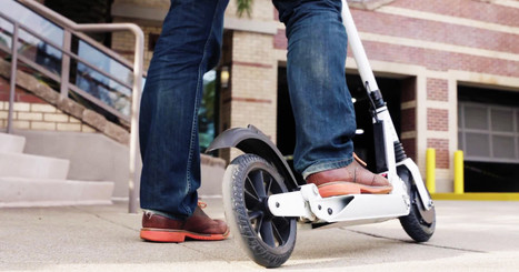 It's Too Bad Electric Scooters Are So Lame, Because They May Be the Future | Heron | Scoop.it