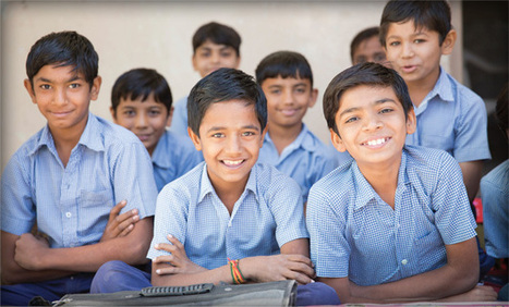 Schools for Under Privileged Kids by Reliance Foundation | Reliance Foundation | Scoop.it
