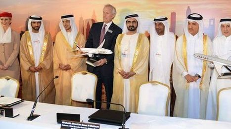 Watch out, U.S. airlines: The Arabs are coming | #Travel #Stats #Facts and #NoCats | Scoop.it