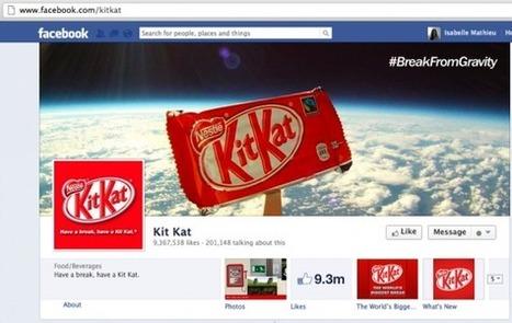 Facebook Lance Les Pages Facebook Globales | Emarketinglicious.fr | Digital Martketing 101 | Scoop.it