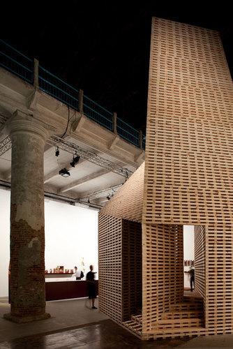 Vessel => 13th Venice Architecture Biennale O'DONNELL + TUOMEY ARCHITECTS   The Architecture of the City   Scoop.it