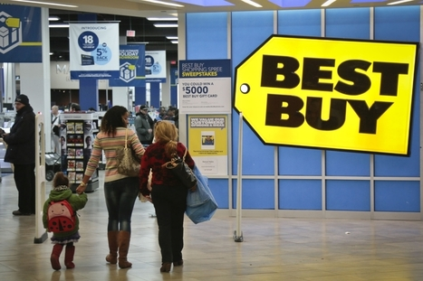 Best Buy : l'e-commerce au secours du point de vente | Customer Marketing in Retail | Scoop.it