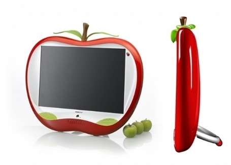 Envie d'une télé en forme de Pomme ?? !! | Apple Mac & Cie | Scoop.it