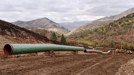 Columbia Pipeline Group to build Leach Xpress pipeline - Pittsburgh Business Times | Energy Supply Chain Leaders | Scoop.it