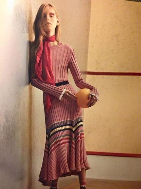 Cover Magazine, la modella anoressica in copertina: la direttrice si scusa - Il Fatto Quotidiano | Psicologia e Psicoterapia | Scoop.it