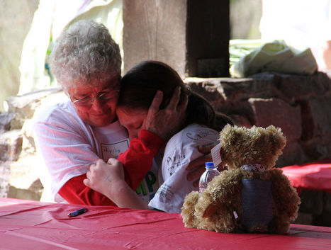 Handling kids' grief is important | Grief & Bereavement Counseling | Scoop.it