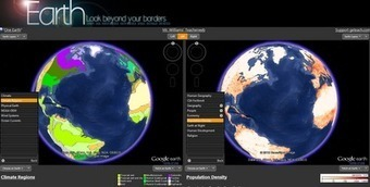 GE Teach - Teaching With Google Earth | Time to Learn | Scoop.it