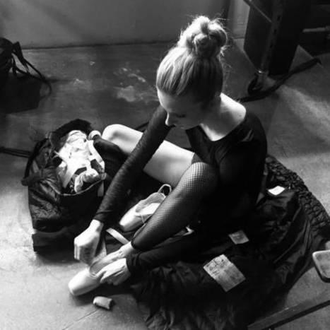 Ballet Dancers Leap Into Instagram, Commerce | The Art of Dance | Scoop.it