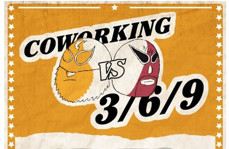 Le coworking face à l'immobilier traditionnel : le duel   Zevillage   Teletravail et coworking   Scoop.it