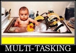How Much Multitasking Should Be Done In The Classroom? - Edudemic | Educational Technology | Scoop.it