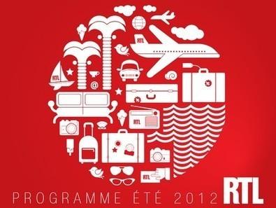 RTL dévoile sa grille d'été 2012 | Radioscope | Scoop.it