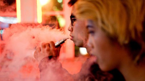 E-Cigarette Shops Open Even as City Cracks Down - New York Times | Battery Powered iphone charger | Scoop.it
