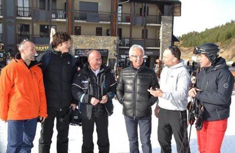 Lannemezan. Rugbymen ambassadeurs de la station de Peyragudes | Peyragudes | Scoop.it