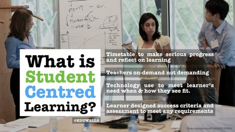 What is Student-Centred Learning? | 21st Century Teaching | Scoop.it