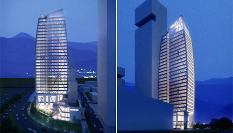India Art n Design Global Hop : Sail-like facades for Shenzhen Tower, China | India Art n Design - Architecture | Scoop.it
