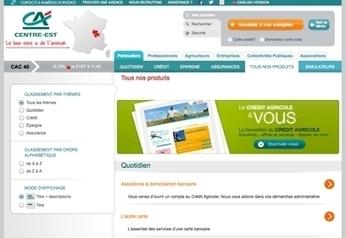 Financement : le Crédit Agricole lance une banque du tourisme | Ecobiz tourisme - club euro alpin | Scoop.it