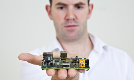The Raspberry Pi computer – how a bright British idea took flight | Raspberry Pi | Scoop.it