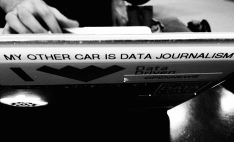 How J-Schools Are Tackling the Demand for Data Journalism Skills | Mediashift | PBS | Journalistik | Scoop.it