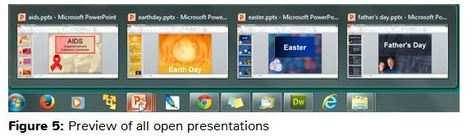 Switch Views Between Multiple Presentations in PowerPoint 2010 | Digital Presentations in Education | Scoop.it