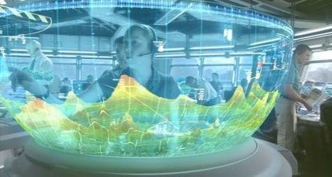 Apple patenta una tecnología para interactuar con hologramas   SOCIETAT I EDUCACIÓ   Scoop.it