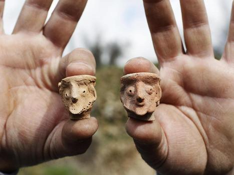 Israelis find 2,750-year-old temple   World History and Current Issues   Scoop.it
