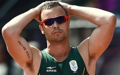 Oscar Pistorius' Fall From Grace - Guardian Liberty Voice | Pistorius trial | Scoop.it