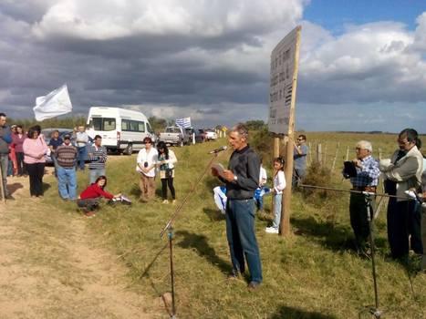 PROCLAMA DE PRODUCTORES RURALES DE RUTA 7 / 5to aniversario de la lucha contra la megamineria en Uruguay. | MOVUS | Scoop.it