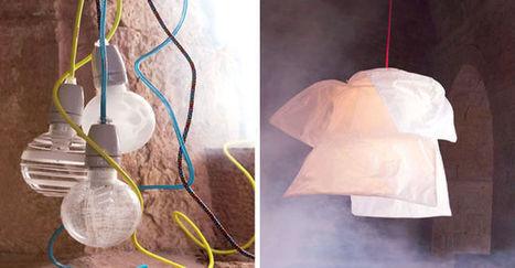 Lumière sur les luminaires 2013 : suspensions et appliques murales | BCE-online, Produits de Bureau de Qualité | Scoop.it