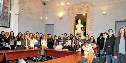 Sète : 150 lycéens de Paul'Va sur la trace des Poilus   Nos Racines   Scoop.it