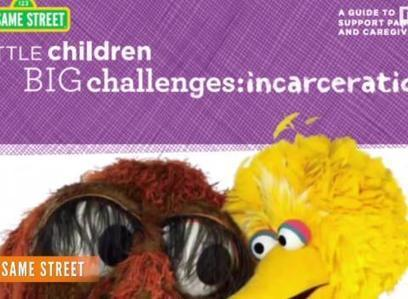 Sesame Street unveils muppet with parent in jail | It's Show Prep for Radio | Scoop.it