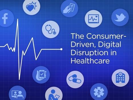 The Consumer-Driven, Digital Disruption in Healthcare | HealthWorks Collective | e-Marketing for the healthcare sector | Scoop.it
