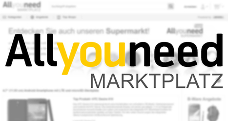 DHL launches European shopping portal Allyouneed - Ecommerce News | Ecommerce logistics and start-ups | Scoop.it