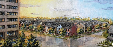 The New Towson: Emerging cosmopolitan hub or chaotic patchwork of developments? | Suburban Land Trusts | Scoop.it