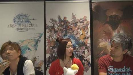 Final Fantasy XIV: A Realm Reborn – Open Beta Date Announced | Archeage Online | Scoop.it