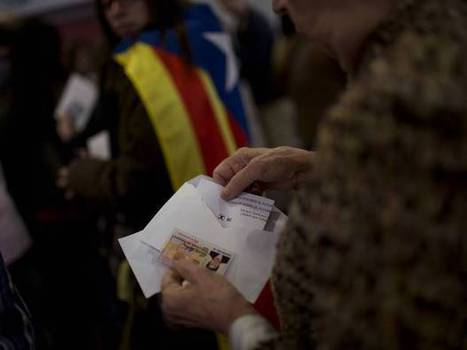 Catalonia independence: Catalans ignore Spanish veto to vote on independence | El diseño de un nuevo estado de Europa | Scoop.it