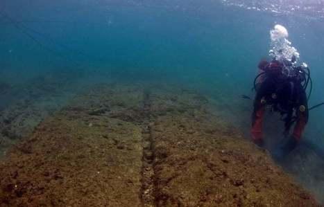 Descubren los restos de la base naval ateniense del siglo V a.C. que albergó la flota de la batalla de Salamina | Griego clásico | Scoop.it