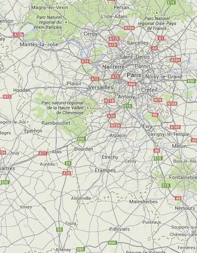 De Paris à Epernon à vélo par la forêt de Rambouillet | vélo | Scoop.it