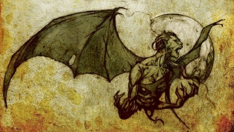 10 of the Grossest and Most Grotesque Vampires from Folklore | Fairy tales, Folklore, and Myths | Scoop.it