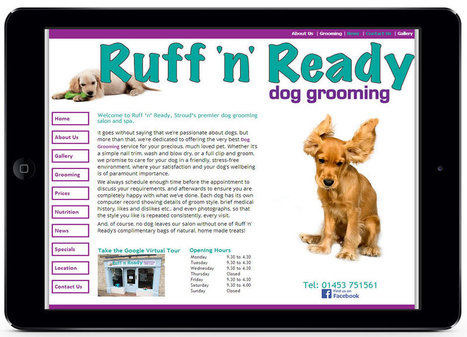 Ruff-n-Ready - Edition1 Website Design and Development Stroud Website Designers | Web Design | Scoop.it