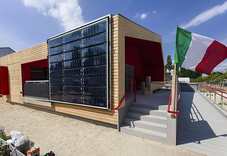 Universitá Degli Studi di Roma TRE Wins Solar Decathlon 2014 - CleanTechnica | solar decathlon europe 2014 VIA-UJI | Scoop.it