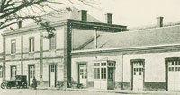 Pamiers d'hier et d'aujourd'hui : la gare de Pamiers | Rhit Genealogie | Scoop.it
