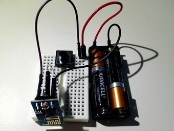 IFTTT Smart Button | Open Source Hardware News | Scoop.it