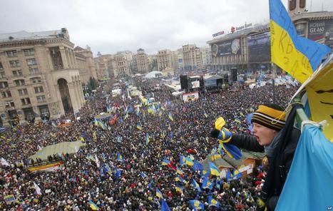 Ukraine : comprendre les origines de la crise en cinq minutes | Presidentielles Ukraine | Scoop.it