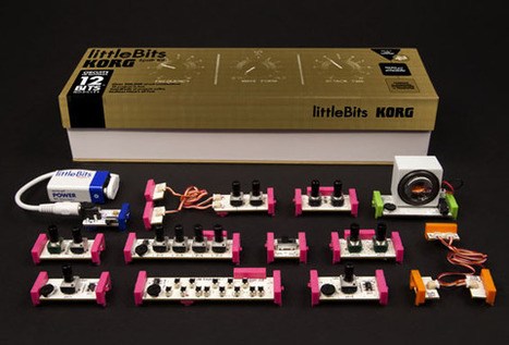 Korg teams up with littleBits for pretty much the coolest DIY synth kit ever | DJing | Scoop.it